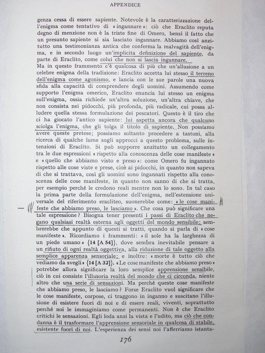 COLLI - Eraclito 2